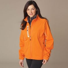 Promotional Products Ideas That Work: W-ortiz jacket. Get yours at www.luscangroup.com