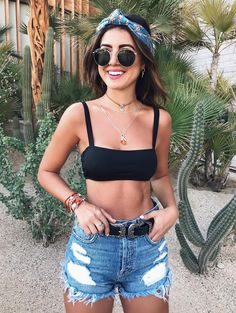 4 Beach Outfit Trends You Don't Want To Miss This Summer, Beach Outfits, Beach Outfit Trends You Don't Want To Miss This Summer. Mode Outfits, Fashion Outfits, Womens Fashion, Fashion Tips, Fashion Trends, Cheap Fashion, Ladies Fashion, Vacation Outfits, Summer Outfits