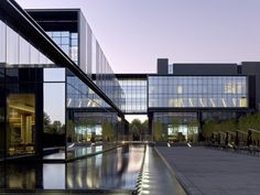 The Hatfield-Dowlin Complex at University of Oregon in Eugene by ZGF Architects