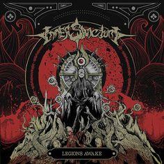 "[CRÍTICAS] INNER SANCTUM (IND) ""Legions awake"" CD 2015 (Autoeditado)"