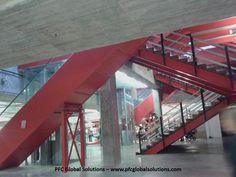 Ideas PFC arquitectura: detalle Pabellón de Cristal