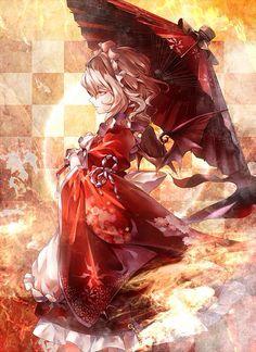 Remilia Scarlet                                                       …