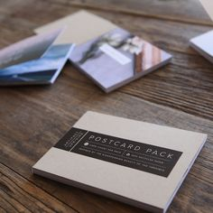 The new Postcard Pack by Artifact Uprising.  Personalize one of three design packs with your photos