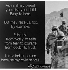 Army Mom Quotes, Military Quotes, Military Mom, Marine Mom Quotes, My Marine, Marine Corps, Deployment Quotes, Army Family, Air Force Mom