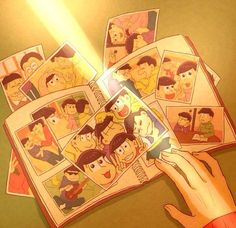 Osomatsu-San such wonderful memories...