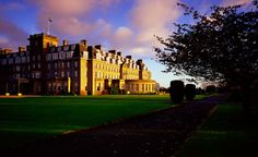 Luxury Hotels Scotland - Scottish Golf & Spa Hotel - Gleneagles