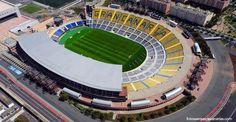 La Policía Local de Las Palmas de Gran Canaria detalle su dispositivo de seguridad y circulación para el partido de este viernes entre la Unión Deportiva Las Palmas y el Real Club Deportivo Espanyol.