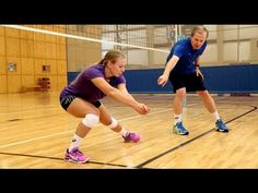 Defense Tips - Terry Liskevych - The Art of Coaching Volleyball - YouTube