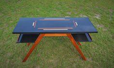 Poker Table, Carbon Fiber, Furniture, Home Decor, Interior Design, Home Interior Design, Arredamento, Home Decoration, Decoration Home