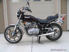 1981 Kawasaki 440 LTD