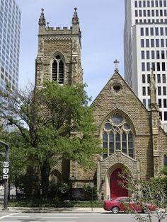Trinity Episcopal Church - Columbus, Ohio