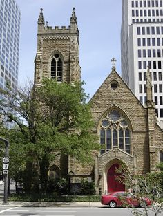 Trinity Episcopal Church - Columbus, Ohio