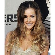 Isabel Lucas - love her hair colour