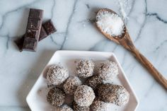 Energy balls au chocolat et super nuts !