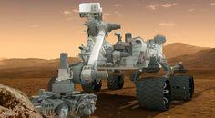 Curiosity : la non-détection de méthane sur Mars par le robot réfute l'idée de la présence de microbes