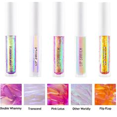 sigma beauty lip switch lipgloss