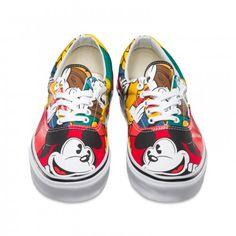 Vans Disney Era Shoes (Disney) Mickey & Friends/Multi