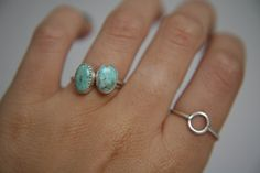 SPHERE RING sterling silver ring made to order by OnyriaJewelry