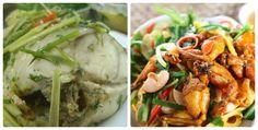 Cách làm cá hấp bia, ếch xào măng đãi khách ngon tuyệt - http://congthucmonngon.com/178085/cach-lam-ca-hap-bia-ech-xao-mang-dai-khach-ngon-tuyet.html