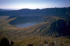 Sudan_Jebel_Marra_Deriba_crater Lake