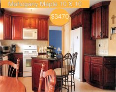Kitchen Cabinets - Factory Prices Delivered Right To Your Front Door Kitchen Cabinets And Countertops, Maple Cabinets, Custom Kitchen Cabinets, Cabinets With Crown Molding, Kitchen Cost, Kitchen Island Table, Kitchen Remodel Before And After, Quality Cabinets, Cabinet Styles