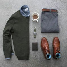 "19 Me gusta, 2 comentarios - men outfits (@menoutfits_style) en Instagram: ""Men Outfits guideline page #men #outfits #watches #shirts #pents #denim #glasses #snackers #shoes…"""