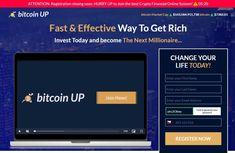 V naší Bitcoin Up recenzi se dozvíte vše podstatné o tomto investičním programu a především to, že je to podvod. Máme také pro vás přehled o tom, jaké jsou s Bitcoin Up zkušenosti. Ways To Get Rich, Bitcoin Market, Best Crypto, First Names, You Changed, Investing