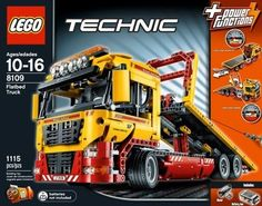 bol.com | LEGO Technic Truck met Laadplatform - 8109, LEGO | Speelgoed