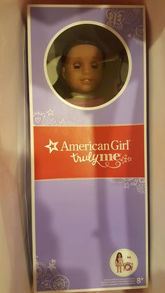 Welcome Home American Girl Doll #66