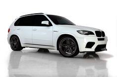 Bmw x3 - tuning white