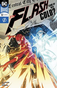 Dc Comics, Read Comics, Comics Online, Dc Comic Books, Comic Book Covers, Flash Tv Series, Leonard Snart, Captain America 2