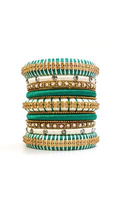 Buy Grand Party Silk thread bangle Online at Low Prices in India - Paytm.com