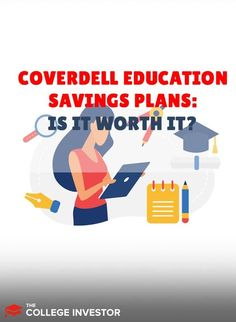 Coverdell Education Savings Accounts (ESAs) are alternatives to 529 plans to save for K-12 school and college. College Savings Plans, College Tuition, Student Loan Debt, Education Savings Account, Savings Accounts, Student Loan Forgiveness, Saving For College, Step Kids, Adopting A Child