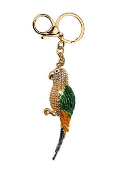 Avaron Projekt Big Gold Parrot With Cute Swarovski Detail... http://www.amazon.in/dp/B01B7YVFL0/ref=cm_sw_r_pi_dp_8wZlxb1T326E5