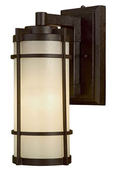Andrita Court 1-Light Outdoor Wall Lantern