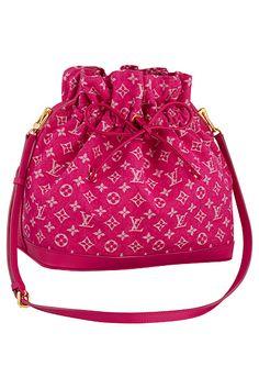 Pink Louis Vuitton Summer 2013