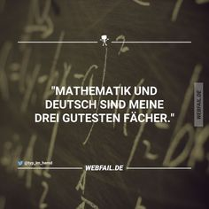 Lustige Bilder | Webfail - Fail Bilder und Fail Videos Math Quotes, True Quotes, Teacher Jokes, Word Sentences, Quotes About Everything, Funny Messages, School Humor, Just Smile, Funny Jokes