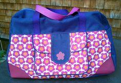 Tag für Ideen: meine eigene Holiday-Bag - nicht ganz....
