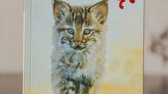 """""""Osamotniony ryś"""" to książka wydana w serii """"Przyjaciele zwierząt"""" wydawnictwa Zielona Sowa (fot. Ewelina Zielińska)"""