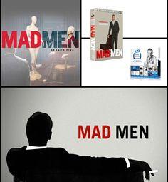 L'intégrale de la saison 5 de Mad Men est désormais dans les vitrines Youkado. Le coffret DVD va vous faire (re)vivre toutes les infortunes des célèbres personnages de cette série plus que déjà culte. Caractère, confrontation et évolution sociale, passion, chantage, des élans charnels…tous les bons ingrédients sont présents dans Mad Men. Et plein de bonus inédits en suppléments (musique, répliqes, commentairesµ...) ! Le 10 avril 2013 dans le coffret 100% Homme Premium.