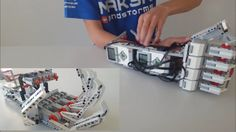 Be amazed by some of the amazing projects you can do with your Be creative and turn your into anything you want. See these examples >> Lego Mindstorms, Activities For Kids, Crafts For Kids, Lego Machines, Robotics Engineering, Robot Arm, Simple Machines, Stem Challenges, Highlights