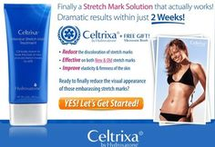 Celtrixa Review With Video - Celtrixa Stretch Marks Remover That Actually Works #skincare #skin #stretchmark #skincareproducts