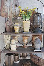 månadens blogg, mars 2010,  i tidningen lantliv!!! Shelves, Gardening, Mars, Garden Ideas, Inspiration, Home Decor, Style, Gardens, Shelving