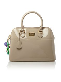 OMG. MINE! gimmie! So chic. Paul's Boutique Maisy bag, Nude |
