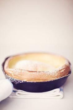 #DutchBaby pancake meets crepe #brunchfood