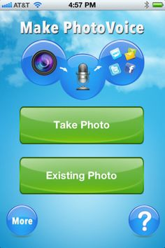 PhotoVoice for iPhone | iPhone Apps Finder