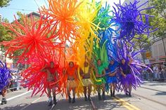 #Cocoscollections: Parade Float ideas