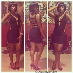 The #designdimediva has arrived #haitiandiva #haitianwomenkillingit #beauty #style #jazzyjujubee #hairgoddess #chic #beautiful #fashion  #sassy #sexy #petite #sexy #diva #boblife #trendsetter #pacesetter #blackpumps