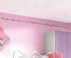 Flower Gleam and Glow Rapunzel Tangled Disney, Girl or Boy Room Kid Baby Nursery Vinyl Wall Decal Lettering Art Decor Quote Sticker B63 on Etsy, $17.97