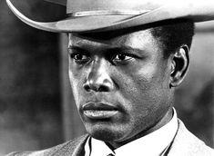 Sidney Poitier in western | ... ce monde (leurs anniversaires) • Western Movies - Saloon Forum